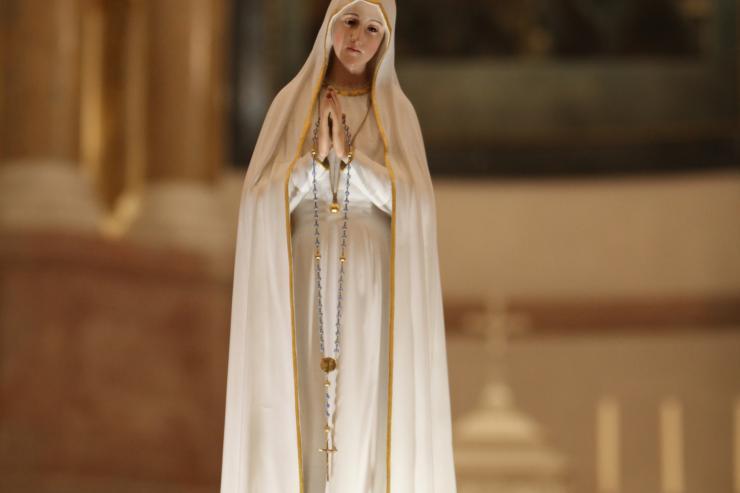 Papa recomenda oração do rosário pela Paz