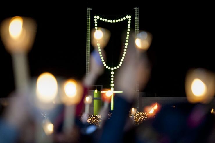 Tweet do Papa: Fátima é um manto de luz