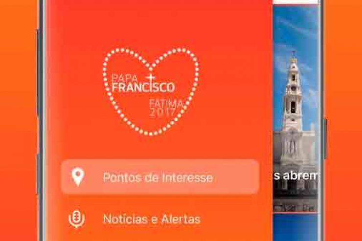 App oficial do Santuário de Fátima já disponível