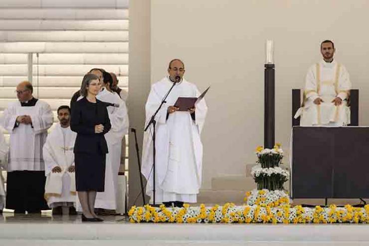 D. António Marto destaca espiritualidade de Francisco e Jacinta