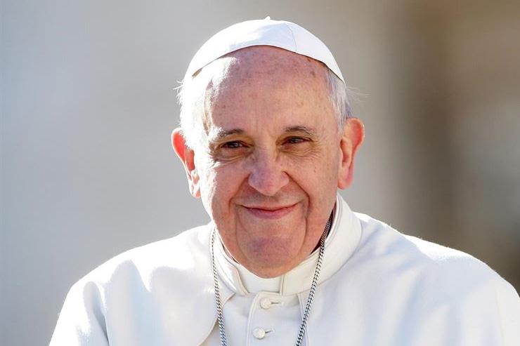 Papa Francisco e Presidente da República trocam mensagens